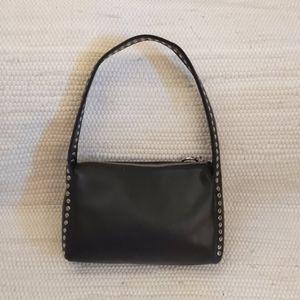 Nine West purse w/decorative studs (black)